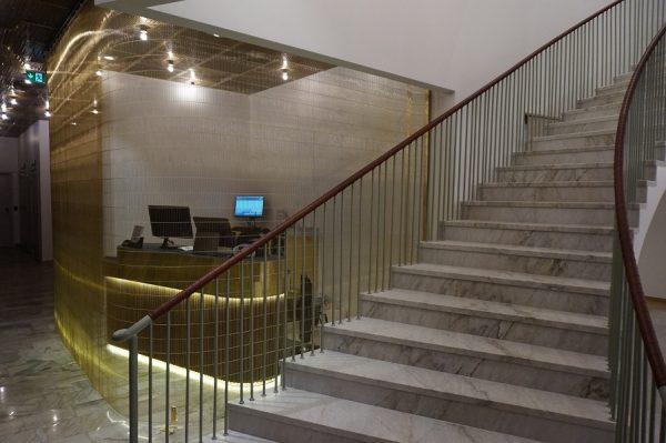 Pahlfer Metalldraperi med låsning NK Stockholm – web