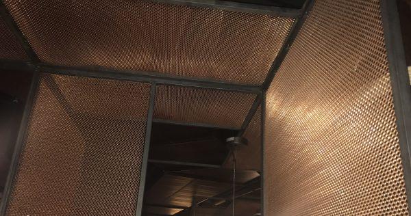 Pahlfer – Tako metallnät i ramar