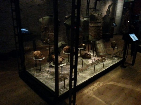Historical museum in Stockholm