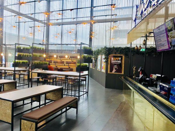 Pahlfer D.9514 NG Baldakin Indian Lounge