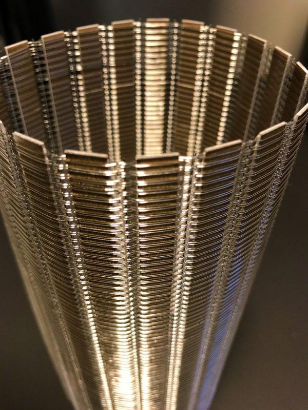 Pahlfer RIG.100 Brons alu webb