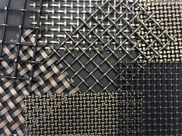 PAHLFER – metal mesh plated – web