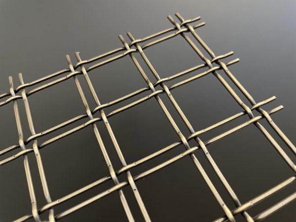 M22P.104 brass plated web